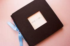 Chocolate Brown Wedding guestbook window handwritten handcrafted on Etsy, $75.03 AUD
