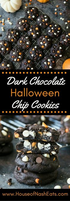 Please all your chocolate lovers with these Halloween treats!