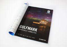 GulfMark Universally Connected Advert
