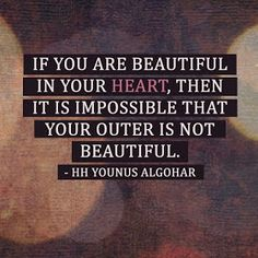 The Official MFI® Blog: Quote of the Day: True Beauty