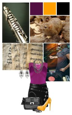 """""""Melody Piper"""" by srta-sr ❤ liked on Polyvore"""