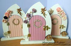 Marianne's Craftroom: More fairy doors