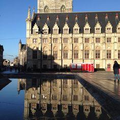 Gand - le beffroi Building, Travel, Beautiful, Belgium, Tourism, Viajes, Buildings, Destinations, Traveling