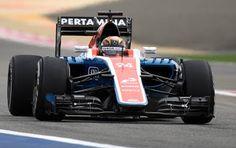 Blog Esportivo do Suíço:  Manor encerra atividades na F1 e Felipe Nasr fica sem equipe para 2017