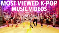 [TOP 100] MOST VIEWED K-POP MUSIC VIDEOS • MARCH 2017 - YouTube