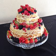 Naked Cake 2 andares