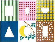 Подбери заплатку   Радуга Kids Patterns, New Print, Pattern Blocks, Matcha, Puzzle, Printables, Kids Rugs, Shapes, Teaching