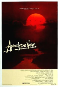 Apocalypse Now (1979) : film study - intellectual editing