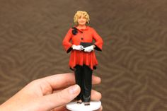 Photorealistic figurines of REAL people 3D-printed by Twindom in Berkeley, CA!