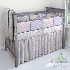 Nursery Designer by Carousel Designs - Design Your Own Baby Bedding