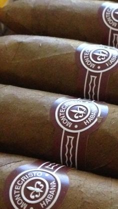 Montecristo No.2 Cigar Aficionado 2013 Cigar of the Year. About that life.....