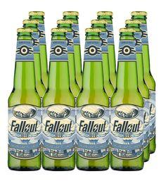 Fallout tendrá su propia cerveza de la mano de Carlsberg