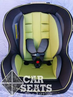 A new convertible car seat line up from BabyTrend! Read the full review from CSFTL.org!