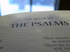 Blogs by Christian Women: What is your favorite Psalm? #vote