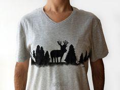 Camiseta cenefa reno - 25€