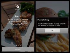 food android app - Hľadať Googlom