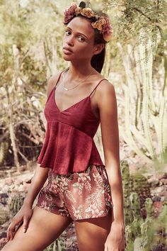 Kimchi Blue Flutter Cami - Urban Outfitters