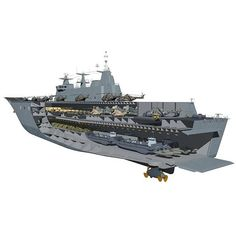 Naval RORO Ship