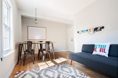 Rent meeting space at 1158 Massachusetts Avenue, Suite 206 daily or hourly with Breather. Harvard Square, Boston, Couch, Pop, Interior Design, Inspiration, Furniture, Home Decor, Design Interiors