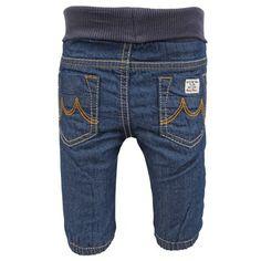 Mexx - Baby Jeans Bright Blue Denim - Babyshop.se
