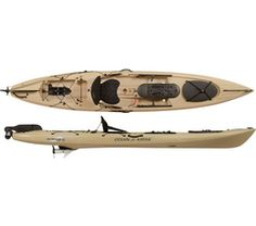 Ocean Kayak Torque Motorized Fishing Kayak - 2013