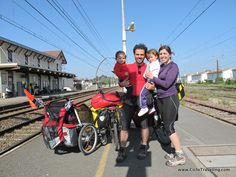 Las Landas en bicicleta y en familia, un  placer para los sentidos