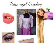 """""""Rapunzel - Cosplay"""" by buffyblogs on Polyvore"""