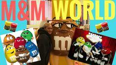 AMAZING M&M's WORLD | LAS VEGAS
