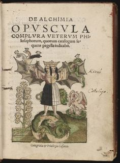 Book of Secrets: Alchemy and the European Imagination, 1500-2000 | Beinecke Rare Book & Manuscript Library