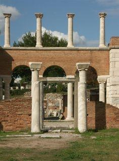Basilica of St. John - Ephesus, Turkey