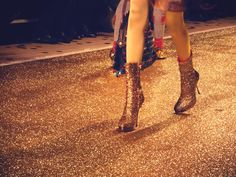 glitter on glitter