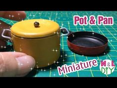 ???? ??? ??? ??? Minature cake stand polymerclay tutorial - YouTube #toiletpaperstandmodern
