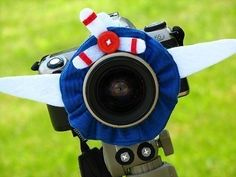 Airplane Lens Pet