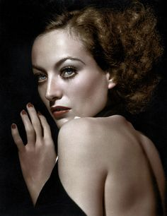 Joan Crawford from the  book George Hurrell's Hollywood