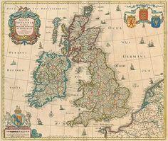 England, Scotland, Wales and Ireland