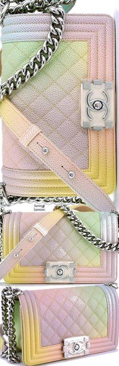 Chanel Le Boy Rainbow 2018 ♛BOUTIQUE CHIC♛ Chanel Le Boy, Chanel Shoes, eb3b5e7e8c