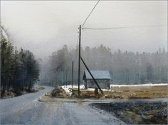 25 Realistic Watercolor paintings by Stanislaw Zoladz | Beautiful ...