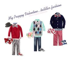 Valentine photo session fashion - preppy with bow ties...  Savvy Styled Sessions