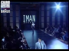 IMAN MEDHAT JEWERLY FASHION ZONE CAIRO COUTURE COLLECTIONS SS 2015 COLLECTIONS - YouTube
