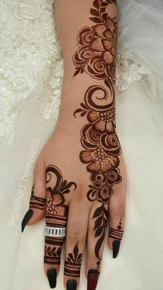 Mehndi Designs 2014, Basic Mehndi Designs, Henna Tattoo Designs Simple, Khafif Mehndi Design, Latest Arabic Mehndi Designs, Henna Art Designs, Mehndi Designs For Girls, Mehndi Designs For Beginners, Dulhan Mehndi Designs