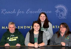 Hannah George commits to Le  moyne