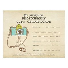 Gift Certificates Samples Entrancing Gift Certificate Template Photography Templatesstudiobeekay .