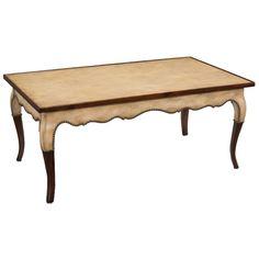 John Richard Gordes Rectangular Coffee Table
