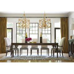 Universal Furniture California 7 Piece Dining Set U0026 Reviews | Wayfair