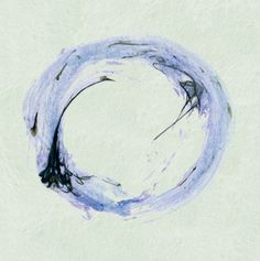 Enso, the gateless logo, this one is like a cloud...