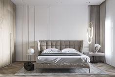 The Best 2019 Interior Design Trends - Interior Design Ideas Bedroom Closet Design, Modern Bedroom Design, Home Bedroom, Grown Up Bedroom, Luxurious Bedrooms, Luxury Bedrooms, Decoration Bedroom, Apartment Design, Interior Design Living Room