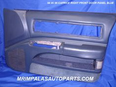 94 95 96 Caprice Door Panel Right Front Blue Leather One Original Used Gm From A In