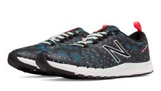 New Balance 811 Print Trainer, Droplet with Black