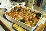 Easy chicken and broccoli casserole from Cookingnook.com