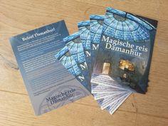 Flyer ontwerp voor Life Creations / Magische reis naar Damanhur - ChrissieFresh.nl